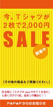 Tシャツ2000円